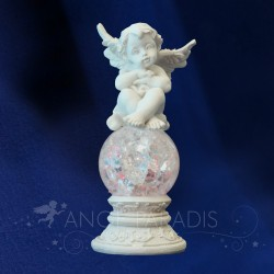 STATUETTE ANGE LUMINEUX REPOS