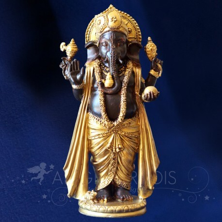 Statuette ganesh sculpture ganseh statue ganesh pas cher pour d coration zen - Statue exterieur pas cher ...