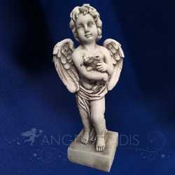 Statuette ange pour exterieur statuettes anges jardin et exterieur vente grand ange - Statue d ange pour exterieur ...