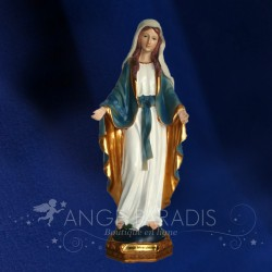 STATUETTE VIERGE MARIE MIRACULEUSE