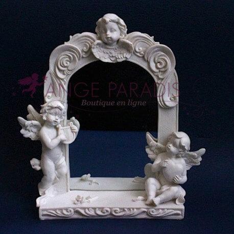 Miroir d 39 ange boutique de vente d 39 anges et objets avec for Miroir romantique