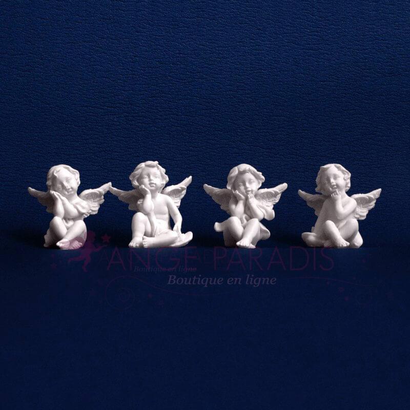 figurines ange pas cher angelot pour decorer ange paradis. Black Bedroom Furniture Sets. Home Design Ideas