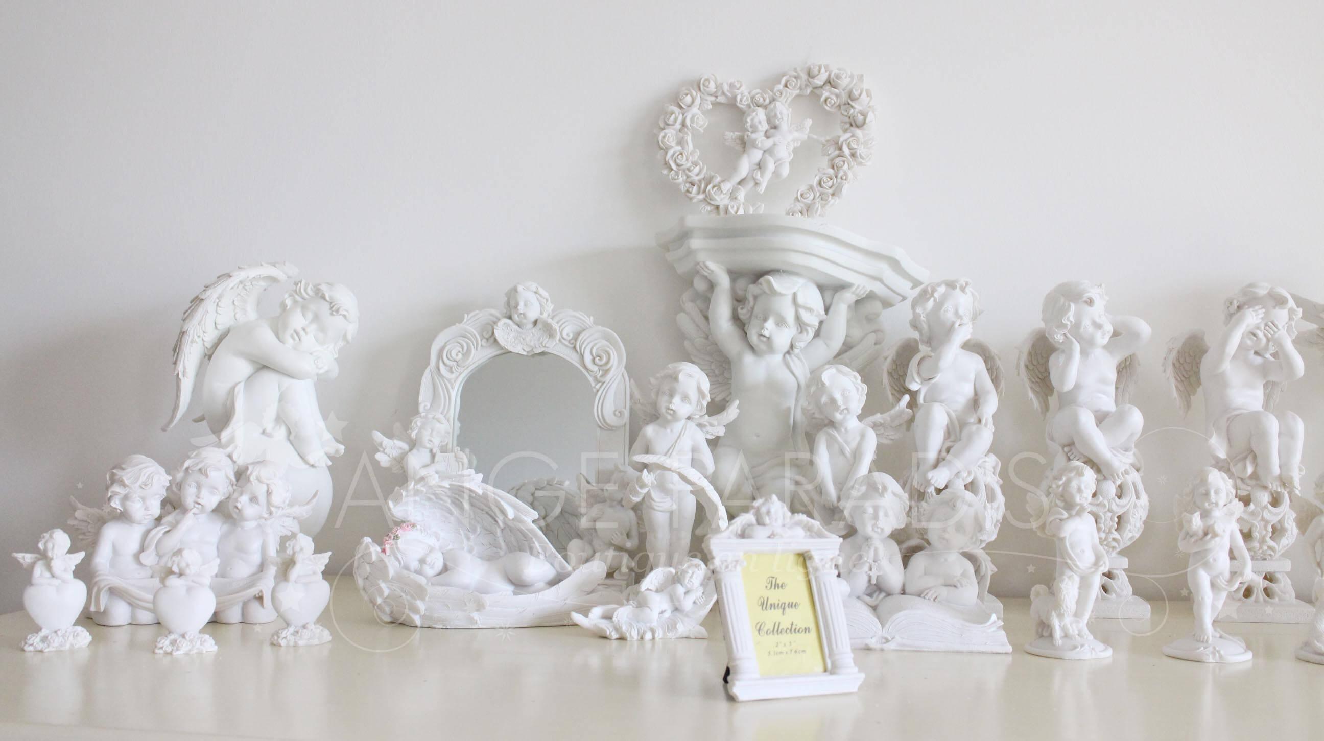 Les Symboles des Anges dans la décoration