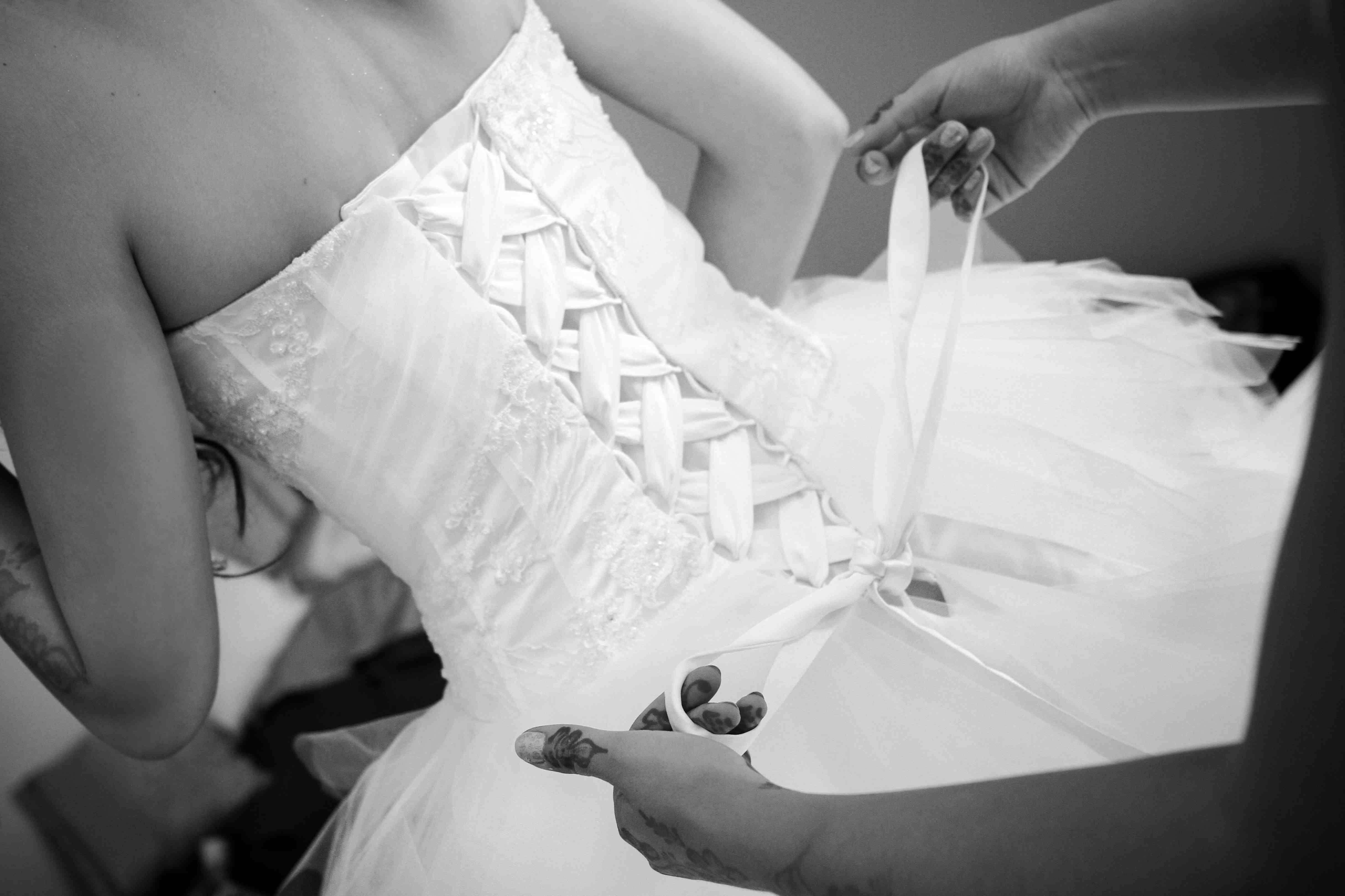 Décorer mariage ange
