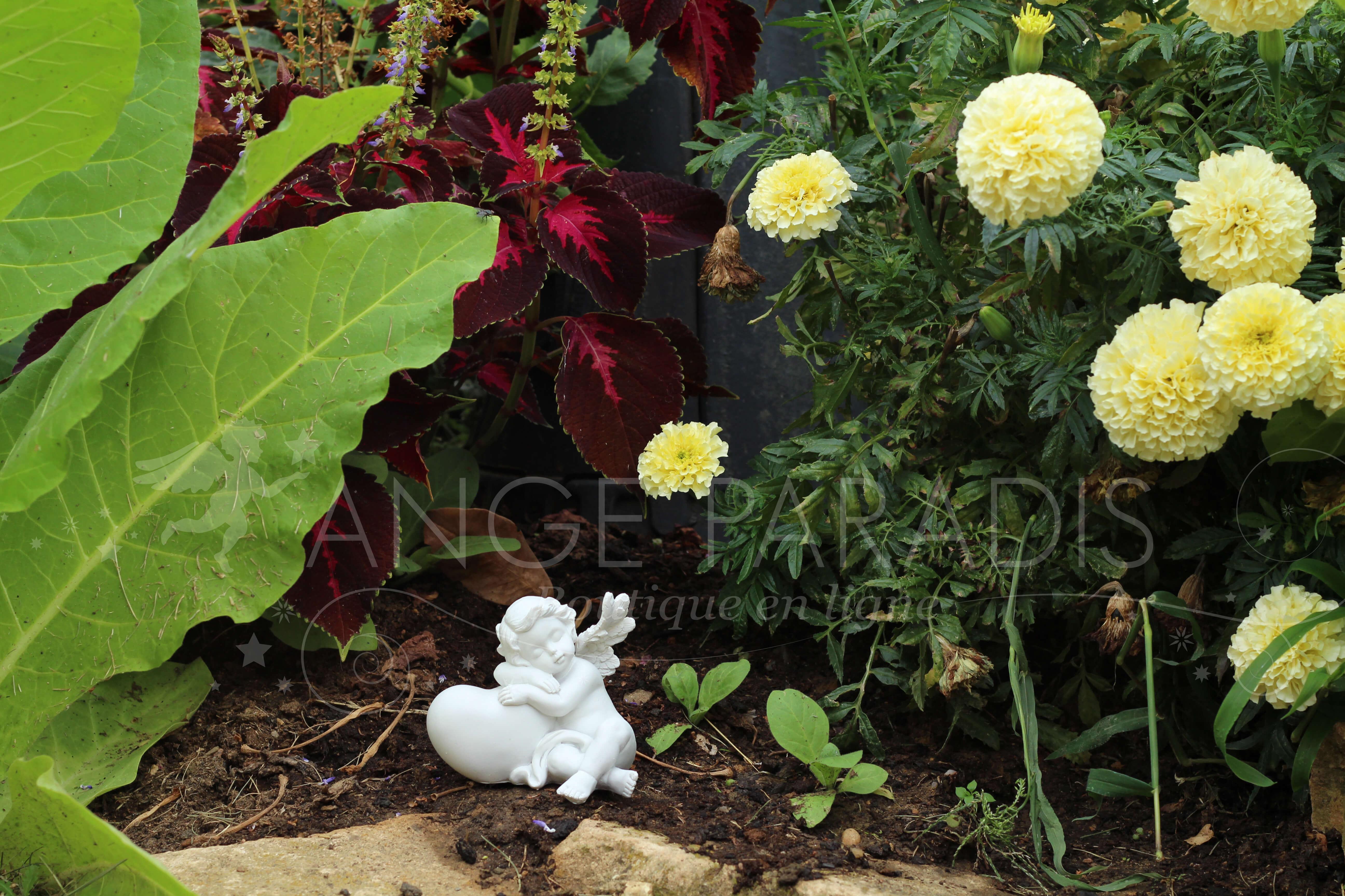 statuette ange - figurines ange décorative de décoration