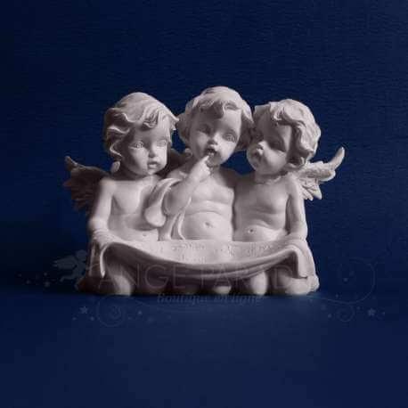 anges blancs pour décoration vente par 3