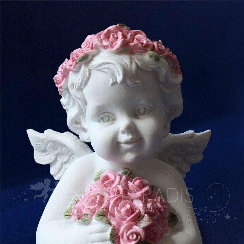 statuette ange cadeau