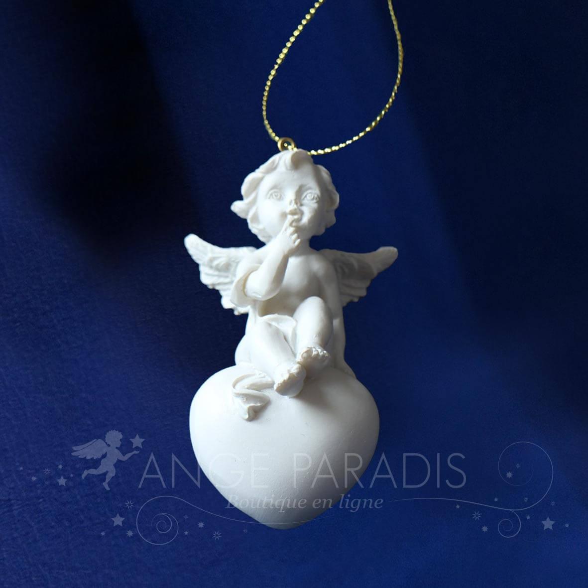 FIGURINE ANGELOT A SUSPENDRE