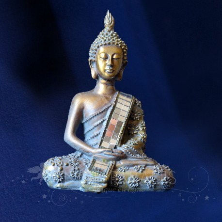 statuettes de bouddhas