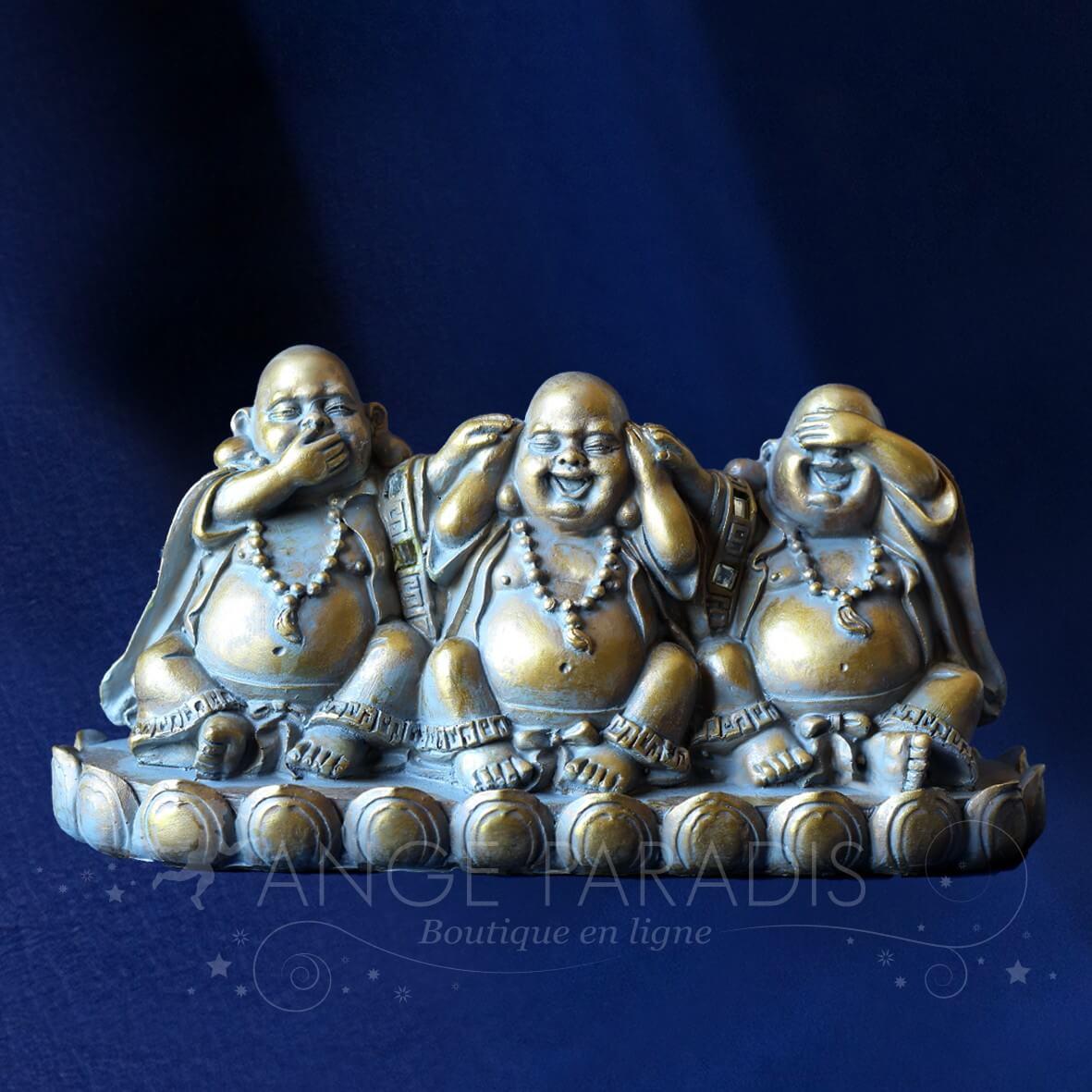 figurine bouddha achat vente figurine bouddha pas cher. Black Bedroom Furniture Sets. Home Design Ideas