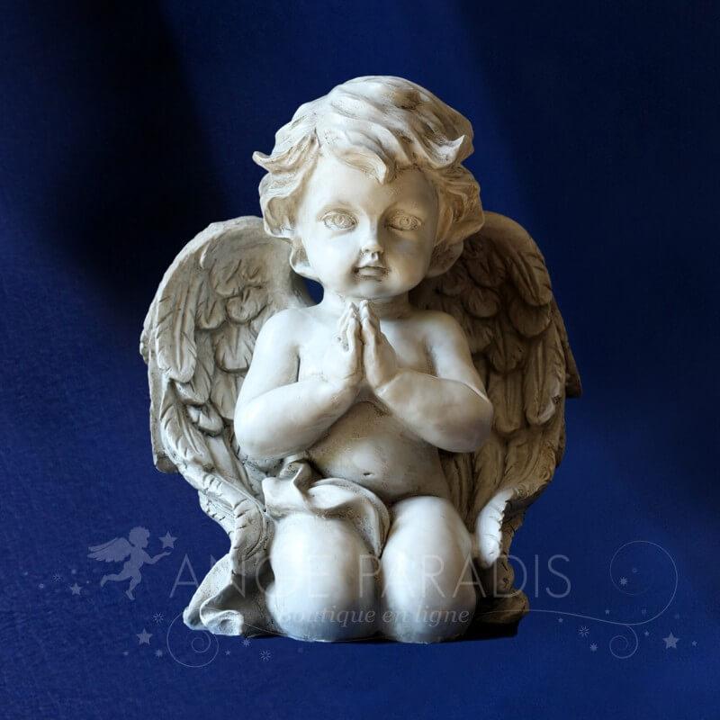 statues ange exterieur statuettes anges exterieur decoration exterieur. Black Bedroom Furniture Sets. Home Design Ideas