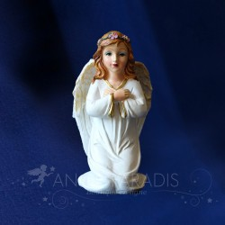 Figurine ange communion