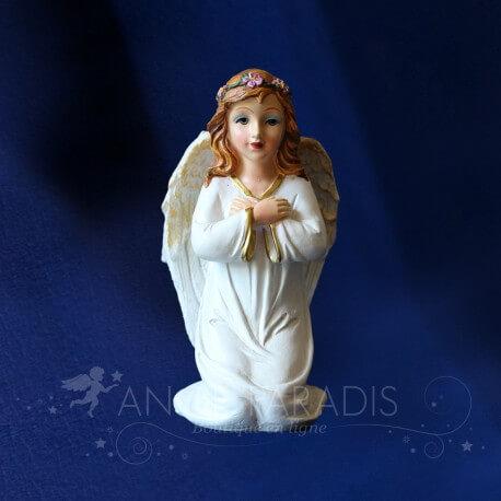 Figurine ange communion