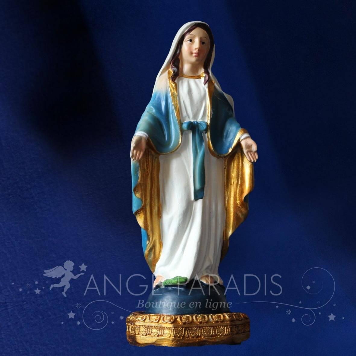 Statue de madones vierge marie vendre figurines de for Statue vierge marie pour exterieur
