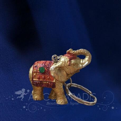 PORTE CLE ELEPHANT