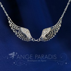 COLLIER AILES ANGE PASSERELLE