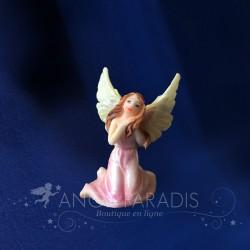ANGELOT ROSE DANSANT