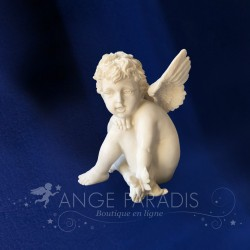 "STATUETTE ANGE ""La Transformation"""