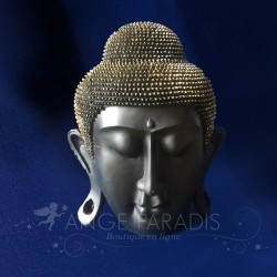 TETE BOUDDHA BLACK OR