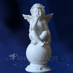 STATUETTE ANGE INTUITION
