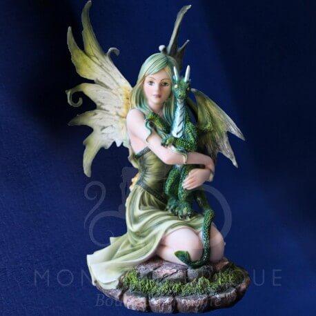 Figurine Fée Statuette fee