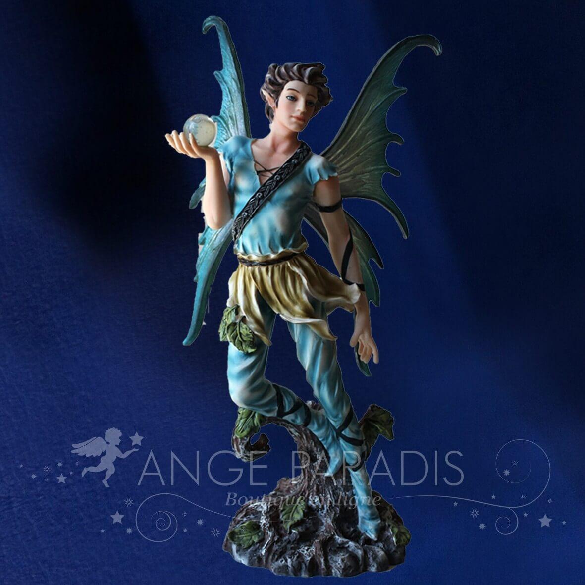 Figurine Elfe Magicalité 28cm