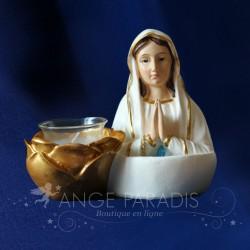 BOUGEOIR PRIERE MARIE