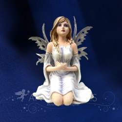 STATUETTE FEE ANGEL SAGE