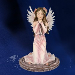 STATUETTE FEE ANGEL PRIERE