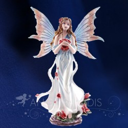 FIGURINE FEE ANGEL GEANTE CANDEUR 43CM
