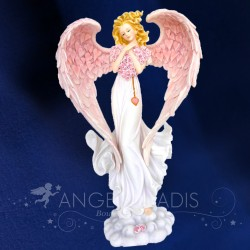 GRANDE FIGURINE FEE ANGEL TENDRESSE 37CM