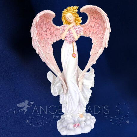 GRANDE FIGURINE FEE ANGEL