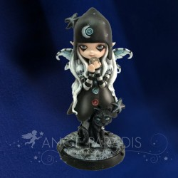 FIGURINE FEE LUTINE BLACK MAGIC