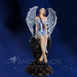 FIGURINE FEE ANGE SONGES 31cm