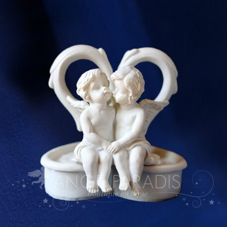2 Anges de l'Amour Heureux