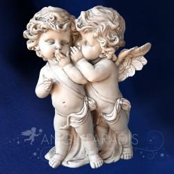 Statuettes d'anges Confessions