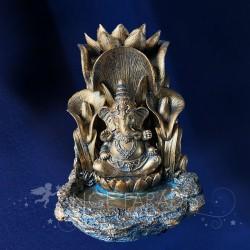 Porte Encens Ganesh à Reflux