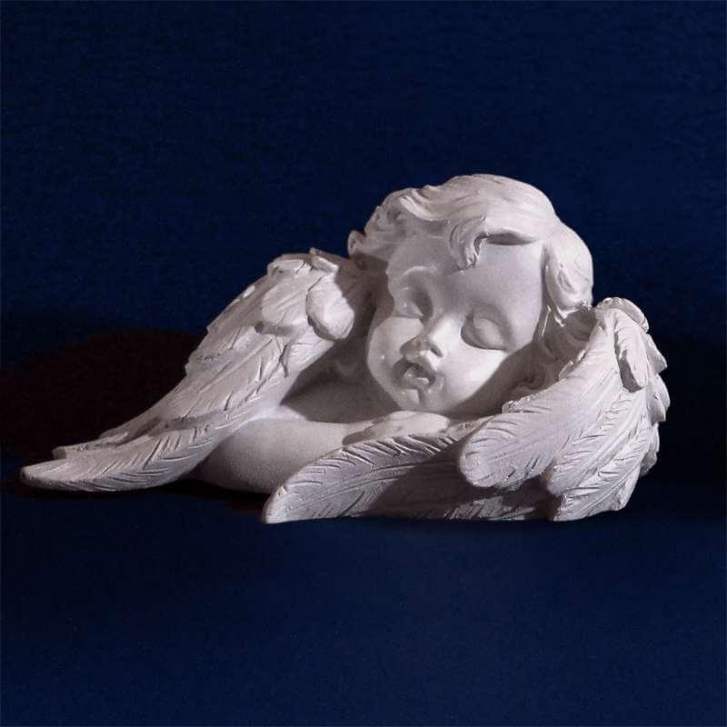 Sujet ange du paradis figurine ange cadeau avec ange - Dessin ange noir et blanc ...