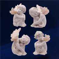 FIGURINES PETITS ANGES PAR 4