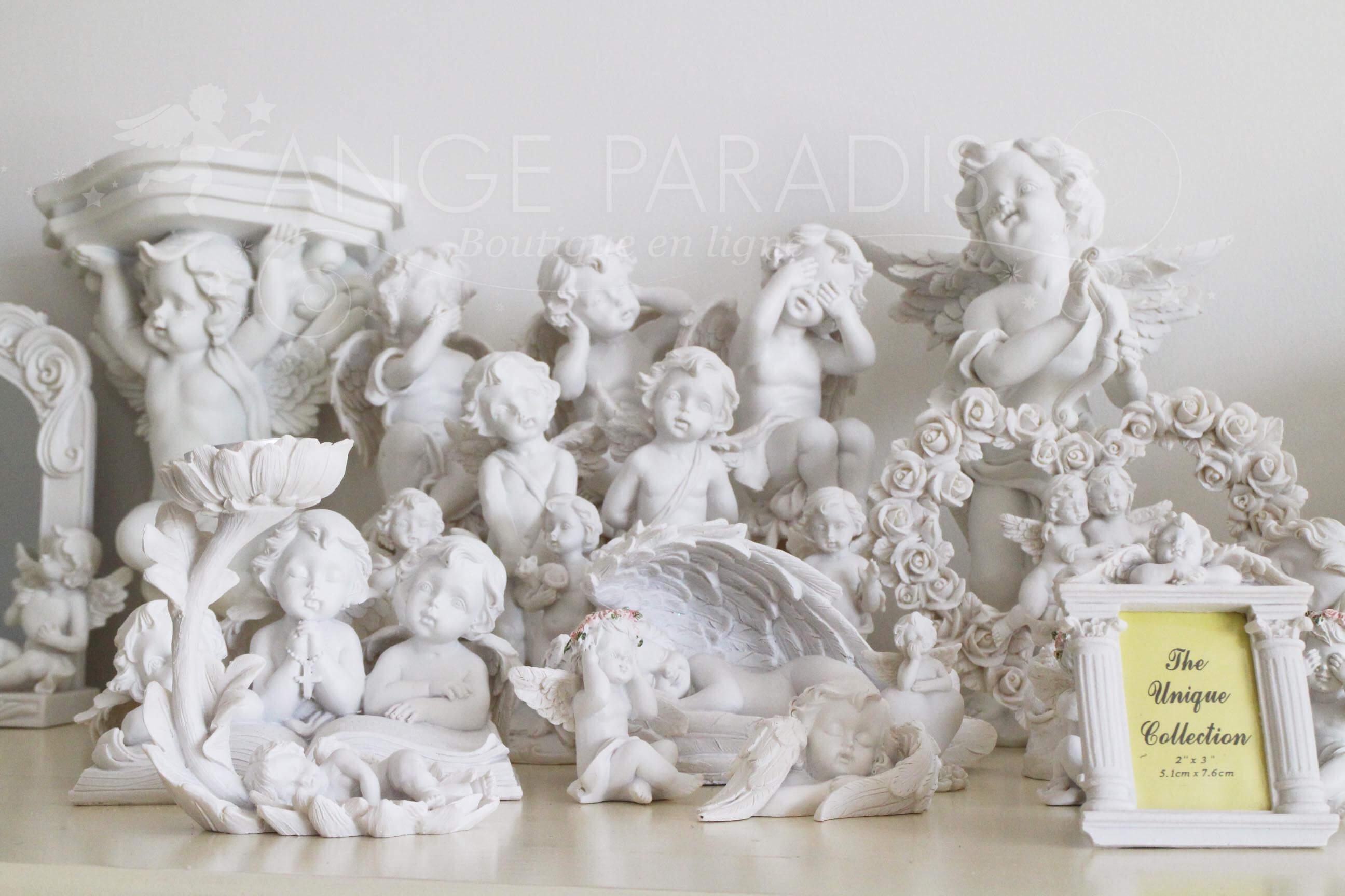 Organiser un mariage avec des anges ange paradis - Statue d ange pour exterieur ...