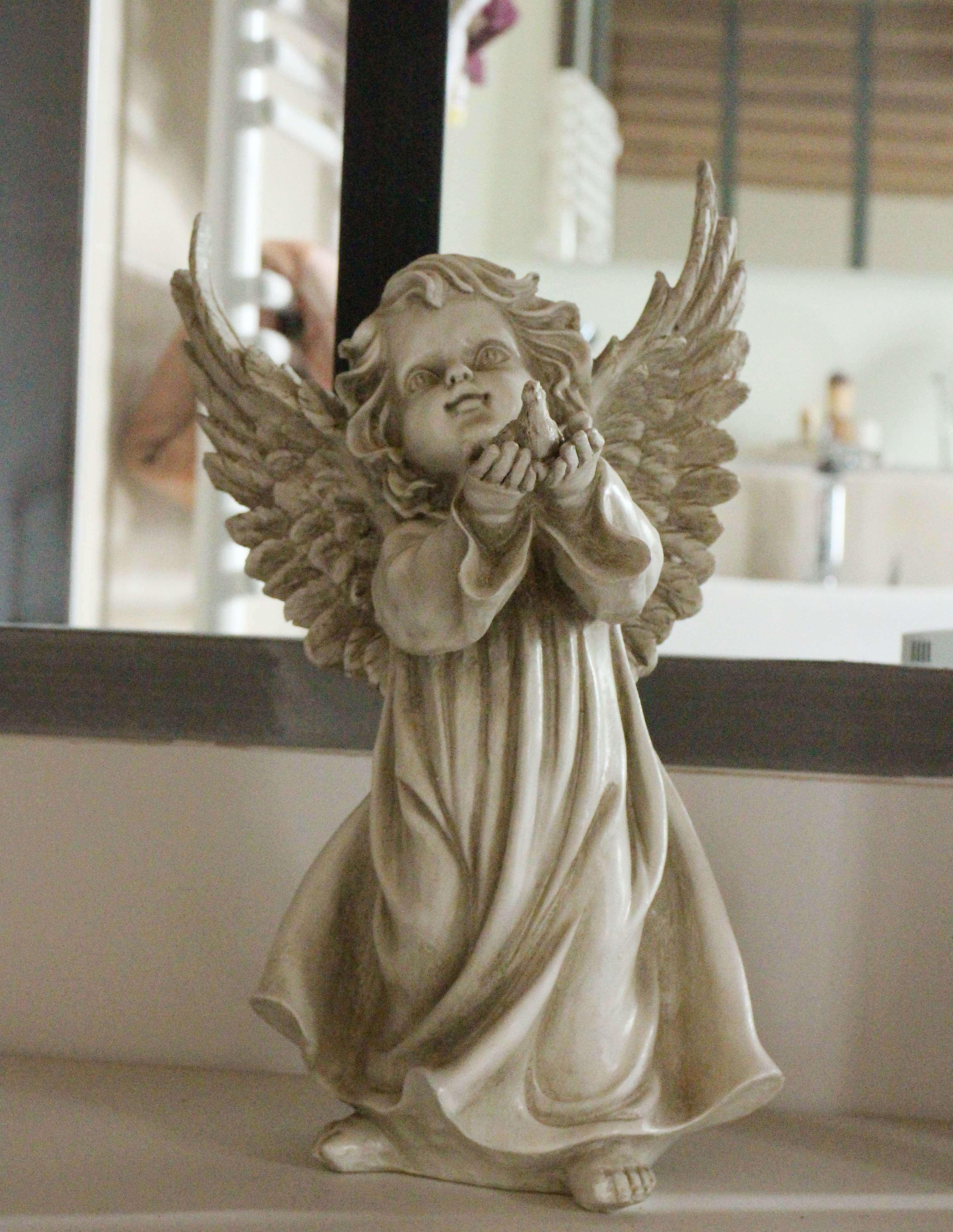 statue - Ange - Decoratif